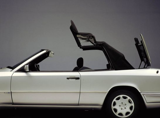 Mercedes-Benz E-200 Cabriolet, 124 series