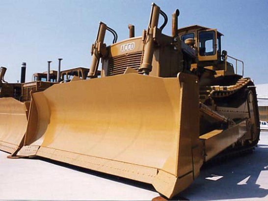 Acco-Super-Bulldozer