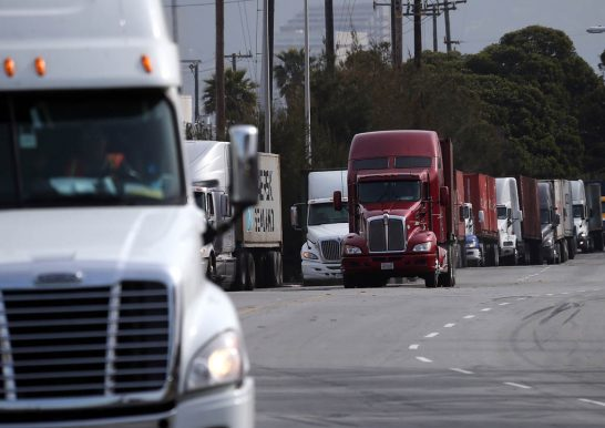 Heavy-Duty Truck Emissions