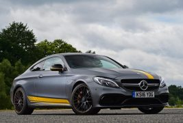 Mercedes-AMG C 63 S Coupe 07