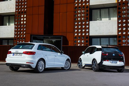 bmw-i3-vs-audi-a3-e-tron-rear