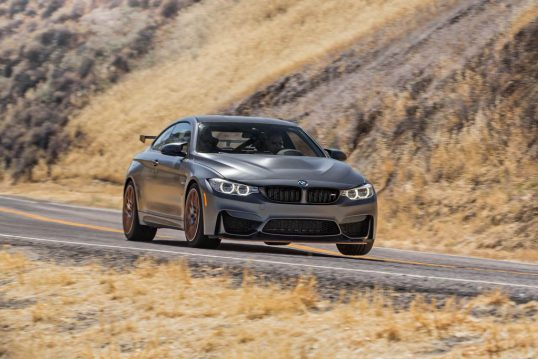 2016-BMW-M4-GTS-front-end-in-motion