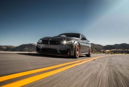 2016-BMW-M4-GTS-front-three-quarter-low-in-motion