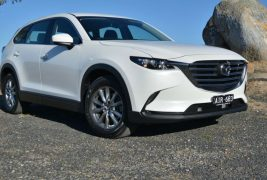 Mazda CX-9 Touring AWD