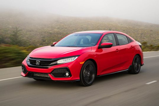 2017-Honda-Civic-Sport-Touring-Hatchback-front-three-quarter-in-motion-01-1