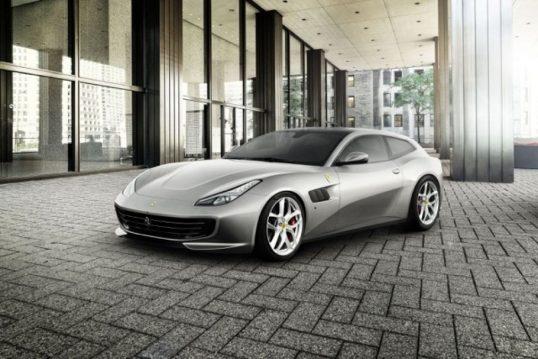 Ferrari GTC4Lusso T 01