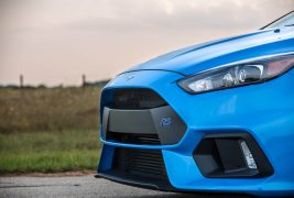 Hennessey-Ford-Focus-RS-grille
