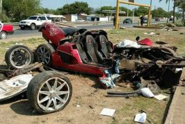 Koenigsegg CCX Destroyed 02