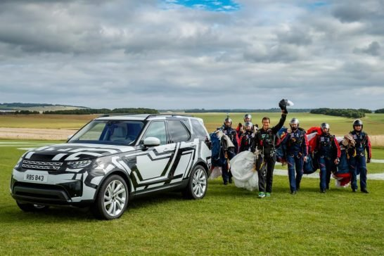 Land Rover Discovery 2017 02