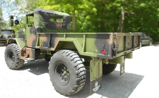 bobbed truck m35a2 007