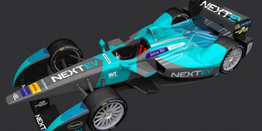 nextev-race-car