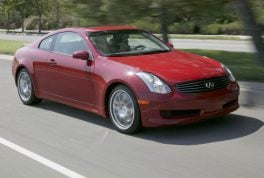 2007 G35 Coupe