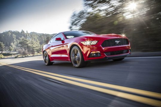 Ford Mustang EcoBoost Performance Power Pack