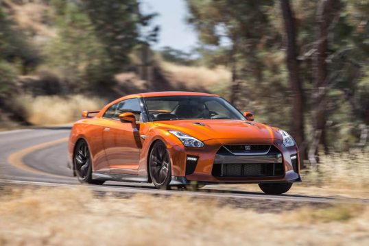 2017-nissan-gt-r-front-three-quarter-in-motion-02