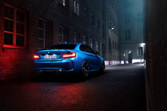 ac-schnitzer-bmw-m2-rear-on-street