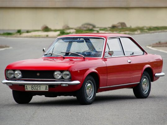 seat 124 sport coupe