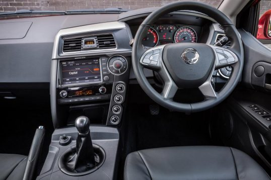 SsangYong Musso 2016