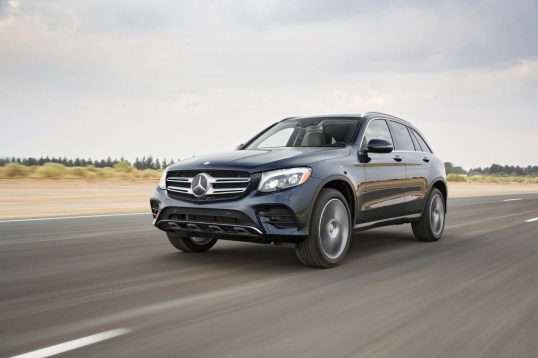 2016-mercedes-benz-glc-300-4matic-front-three-quarters-in-motion
