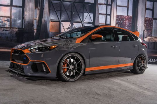 Quick, Quirky Hyper-Focus RS Concept Is Razor-Sharp on the Road