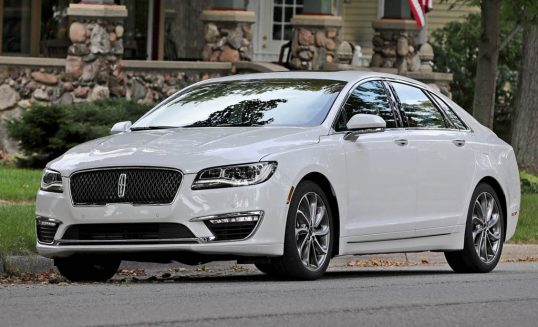 2017 Lincoln MKZ 3.0T AWD
