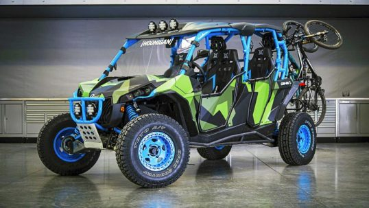Can-Am Maverick Max X RS Turbo