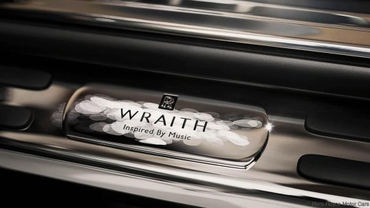 Wraith Inspired by Music