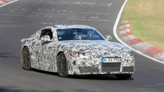 toyota-supra-spy-photos-at-nurburgring