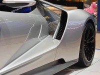 Ford GT Prototype, Chicago auto show 2015 live photo