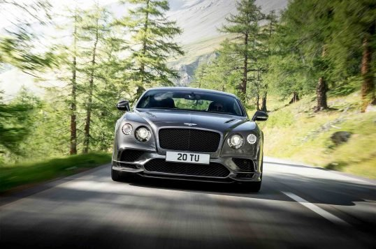 2017-bentley-continental-gt-supersports-front-view-in-motion