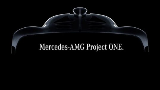 mercedes-amg-hypercar-project-one