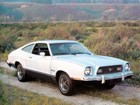 Ford Mustang Mach 1 1974