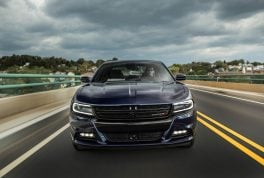2017-dodge-charger-sxt-awd-front-view-in-motion