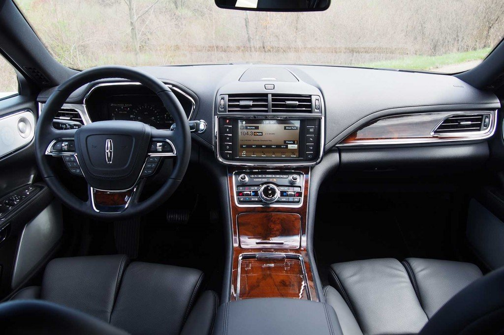 Lincoln Continental Interior 2018 2017 Continental Reviews Page 57 Ford Inside News Community