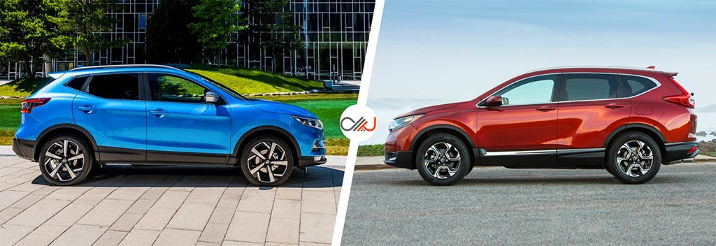 Cr v for Ford edge vs honda crv