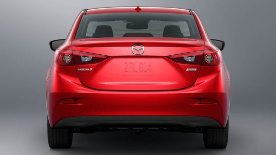 https://www.pedal.ir/wp-content/uploads/2017/08/2018-mazda-3-sedan-back-view-soul-red-538x303.jpg