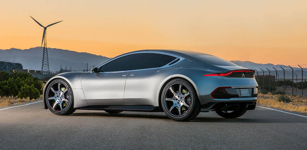 2018 Fisker EMotion