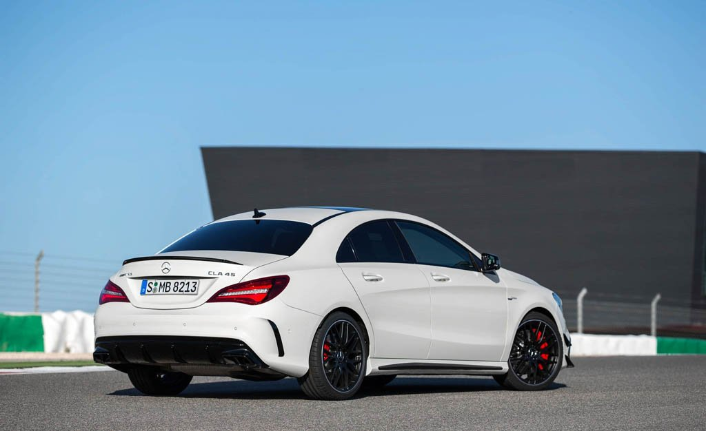 Cla45 amg for Mercedes benz c45 amg