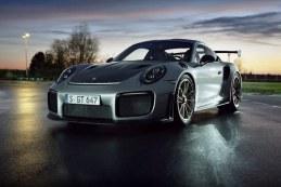 بهترین ویژگیهای 911 GT2 RS از زبان پورشه