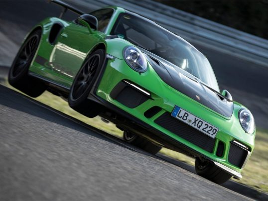 911 GT3 RS 538x404