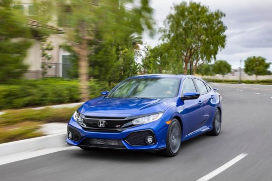 2019 Honda Civic Si Sedan