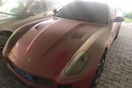 فروش فراری 559 GTB فقط با قیمت 250 دلار!