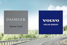 Photo of همکاری دایملر و ولوو برای تولید خودروهای تجاری هیدروژنی