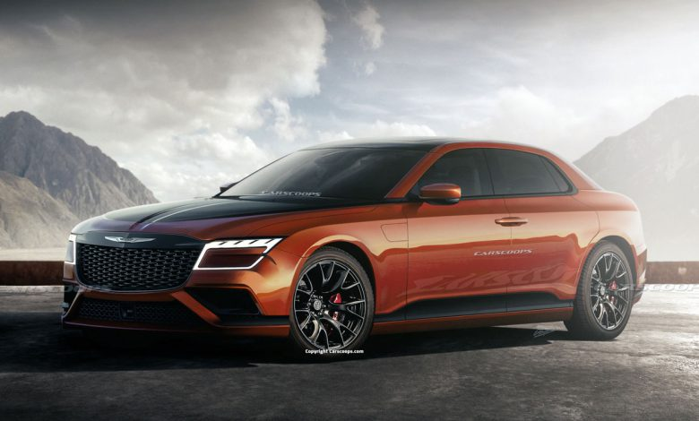 2023-Chrysler-300-rendering