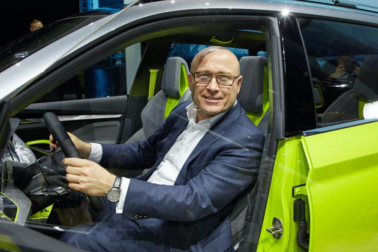 Skoda CEO Bernhard Maier is rumored to return to Porsche