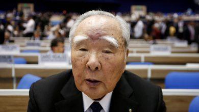 تصویر از بازنشستگی رئیس سوزوکی در سن ۹۱ سالگی!