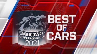 2021 MotorWeek Drivers' Choice Award Best of the Year