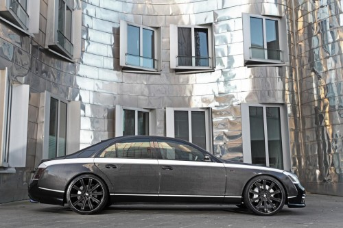 Knight Luxury Maybach 57S