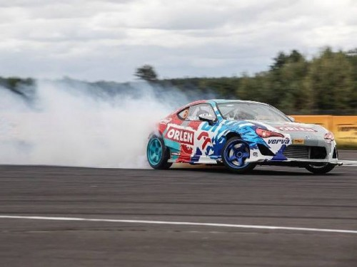 1,068 bhp Toyota GT86 sets Guinness world record for fastest drift