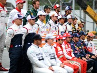 2013 driver line-up