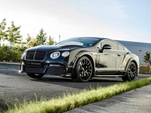 Bentley GTX by Onyx Concept